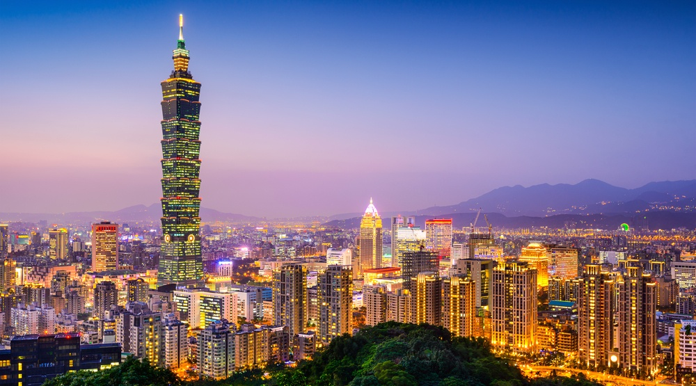 New flights from Vancouver to Nagoya and Taipei