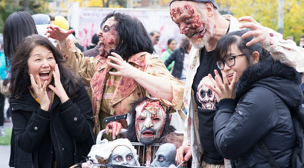 17 pictures that will get you excited for Halloween in Montreal