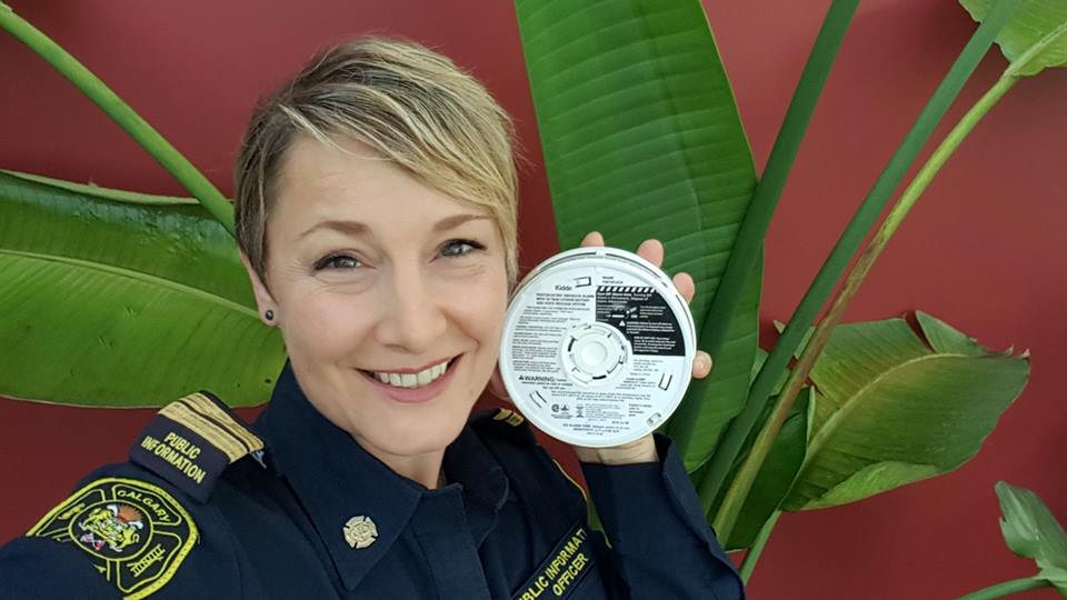 City of Calgary bringing back smoke alarm selfie contest