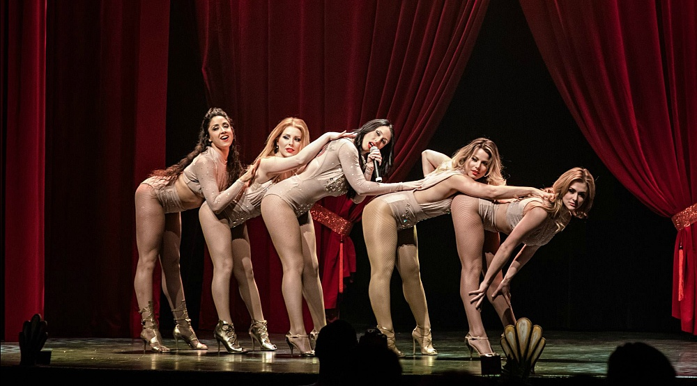 Burlesque will be taking over Montreal this October