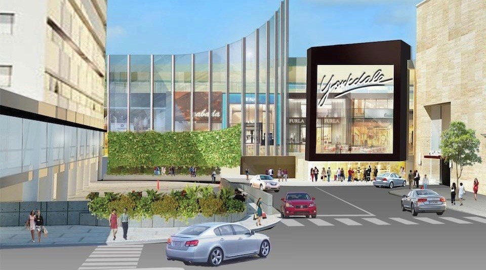 Yorkdale Shopping Centre set to unveil its $331 million expansion this fall