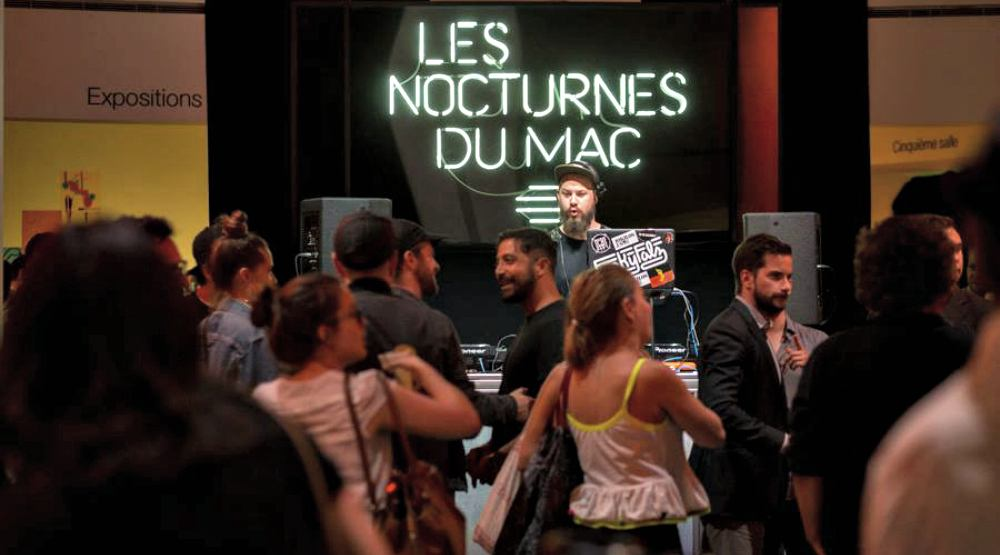 The Montreal Museum of Contemporary Art is hosting their last Friday Nocturne of the year