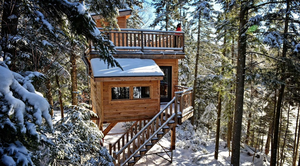 5 amazing treehouses you can rent near Montreal