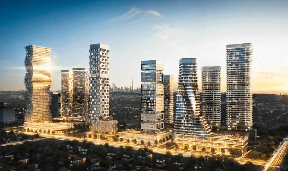 Stunning $1.5 billion development slated for Mississauga