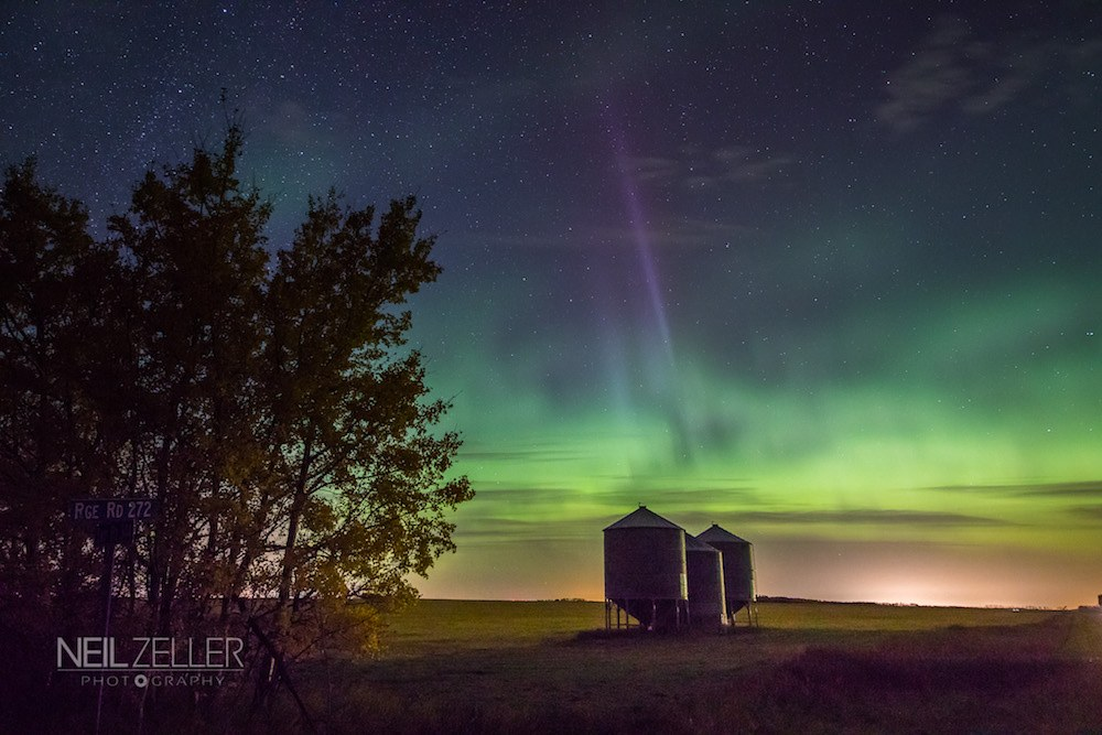 5 places to check out the Northern Lights from Calgary