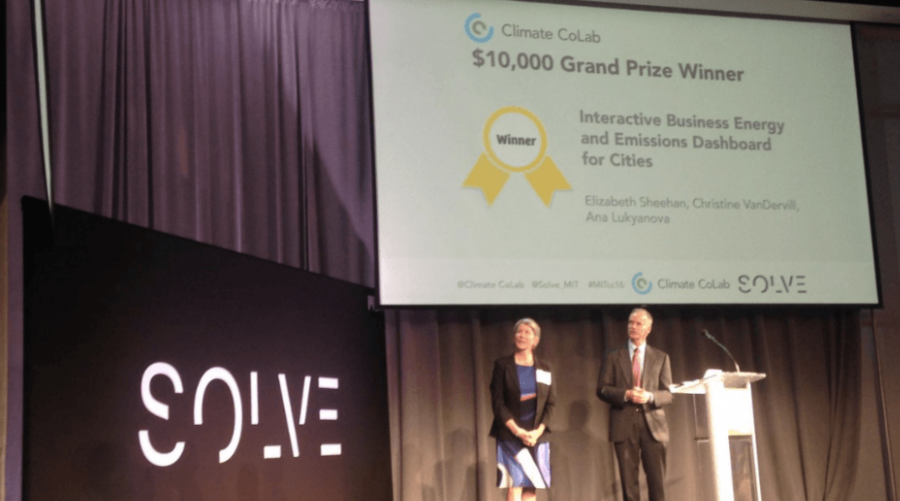 MIT awards Vancouver firm with prize for creating carbon reduction tool