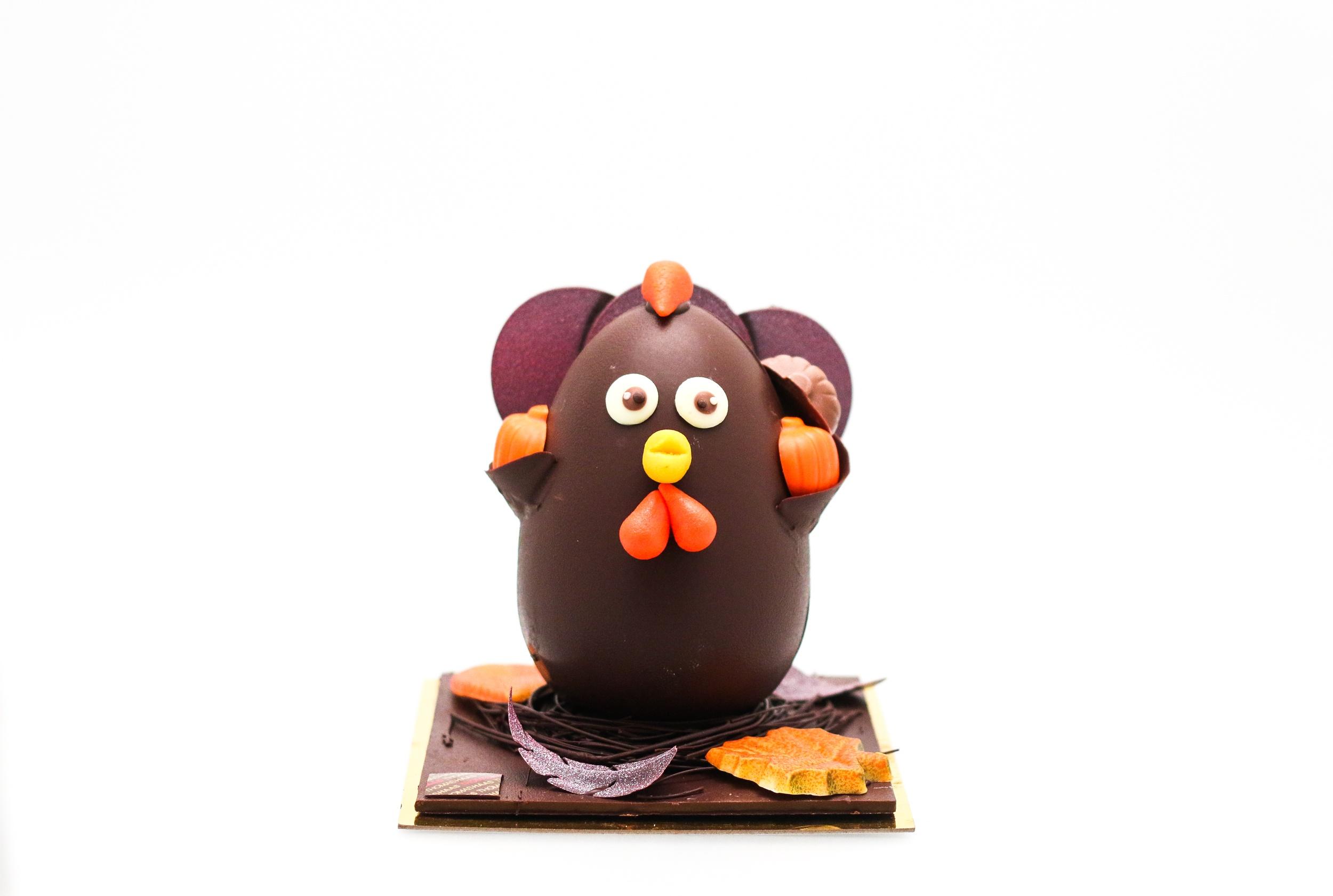 Chocolate Turkey/Thomas Haas