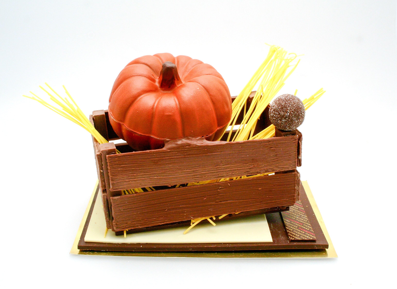 Chocolate Pumpkin Crate/Thomas Haas
