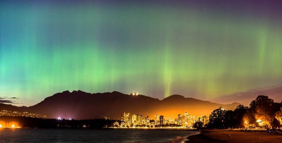 Aurora Guide: How to spot the Northern Lights in Vancouver