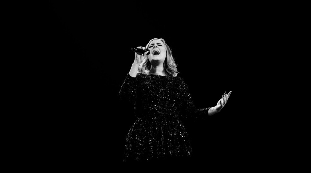 Hello, it's Adele: she's back with new music and people are losing it
