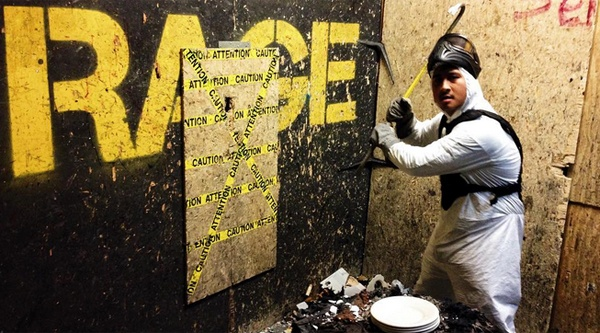 There's going to be a FREE 'Rage Room' next week in Toronto