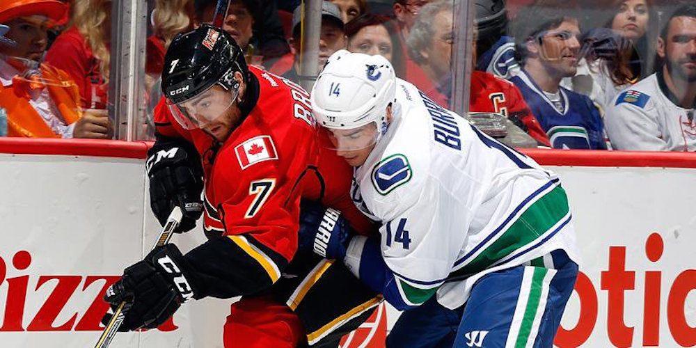 Canucks take on Higgins, Gulutzan in Calgary