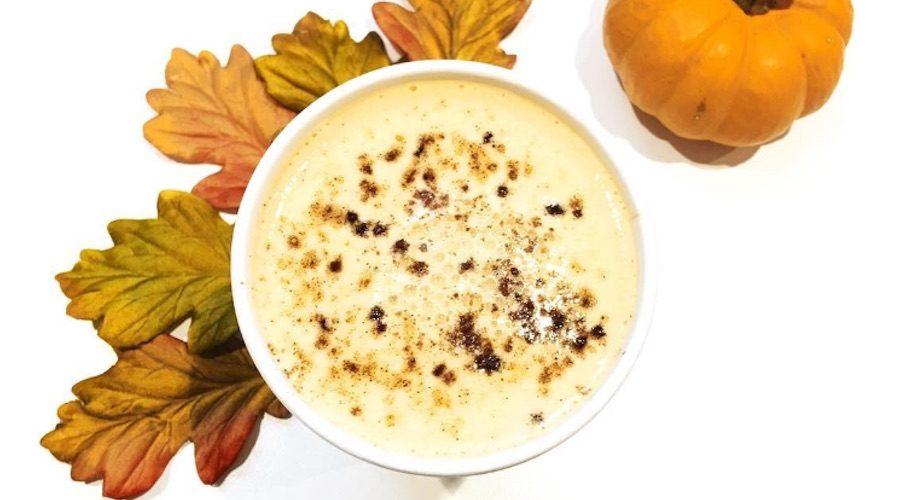 Pumpkin spice bulletproof coffee calgary