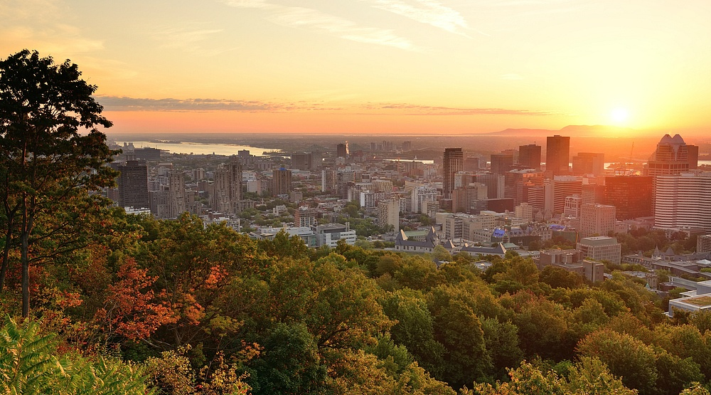 fall montreal