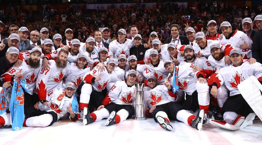 World cup hockey canada