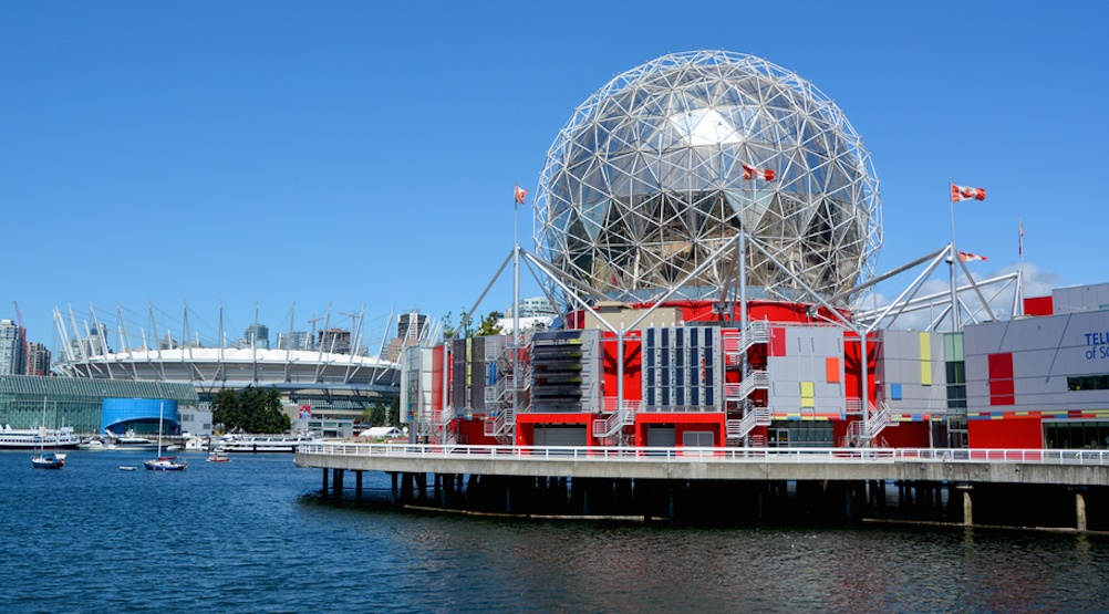 Free admission at Science World this Sunday