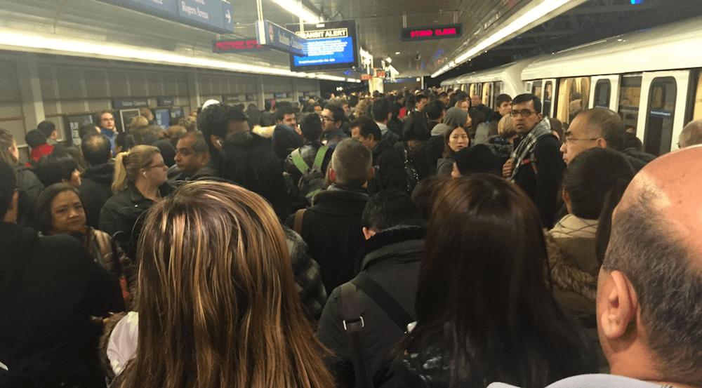 Major SkyTrain delays due to medical emergency at Main Street Station