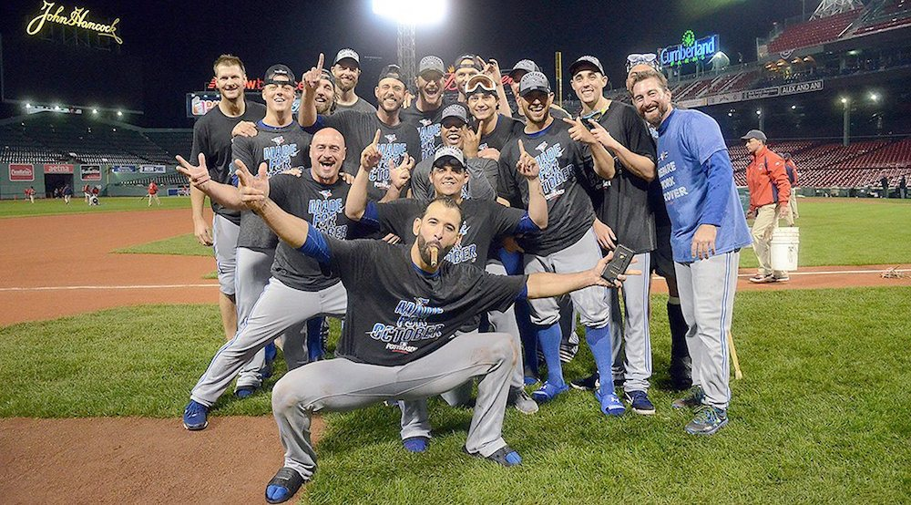 Blue Jays clinch playoff spot, will host wild card game on Tuesday