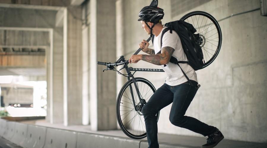 Vancouver-based Landyachtz goes beyond longboards to produce bikes