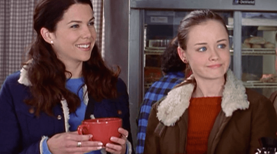 Gilmore girls coffee