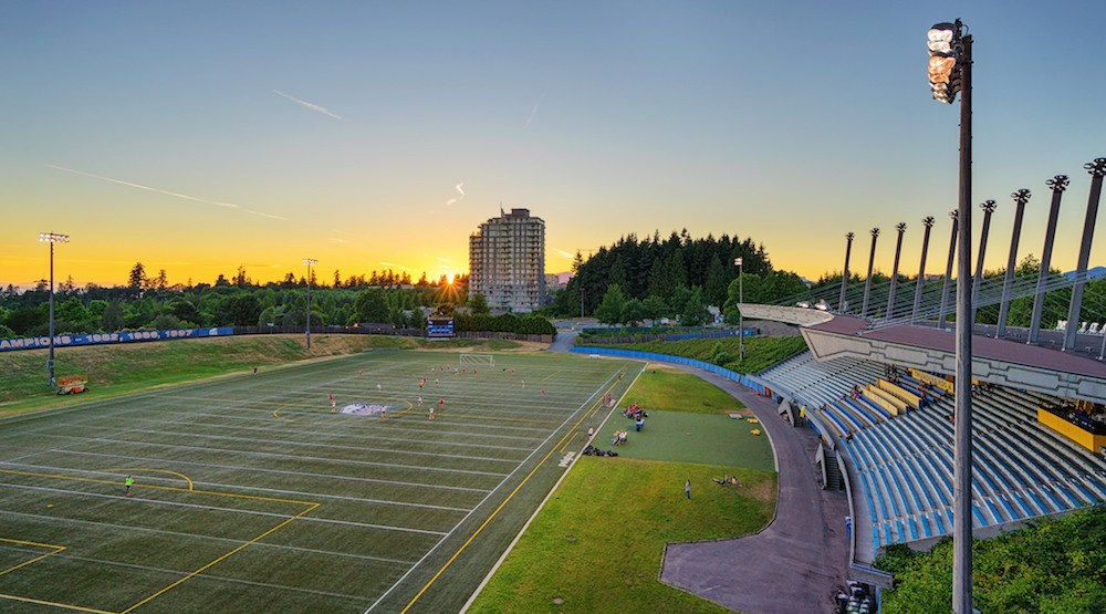 New soccer stadium could be built at UBC