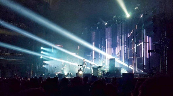 19 photos and videos from last night's incredible Sigur Ros concert at Massey Hall