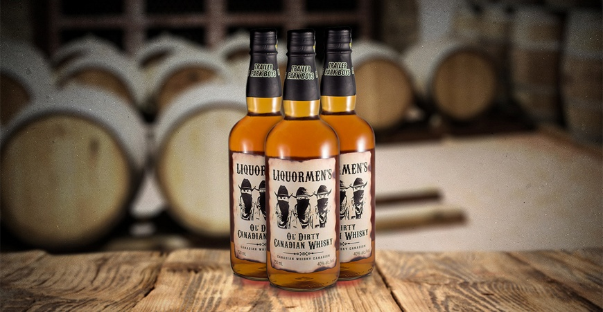 Trailer Park Boys whisky is coming to the LCBO