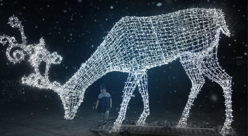 World's biggest Christmas light maze tickets on sale in Vancouver