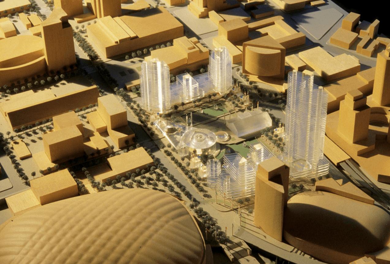 Image: Bing Thom Architects