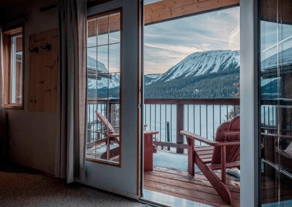 Image: Mount Engadine Lodge
