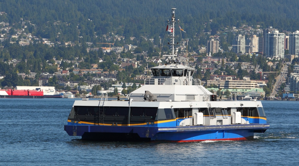 Police arrest sexual assault suspect after SeaBus standoff