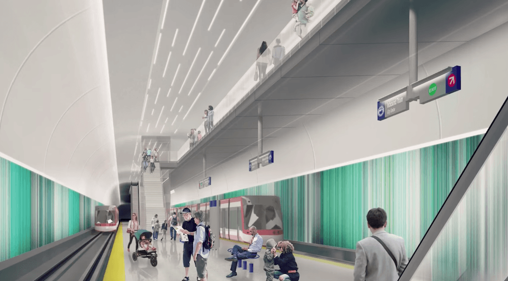 Calgary moves forward with $2-billion tunnelled Green Line LRT