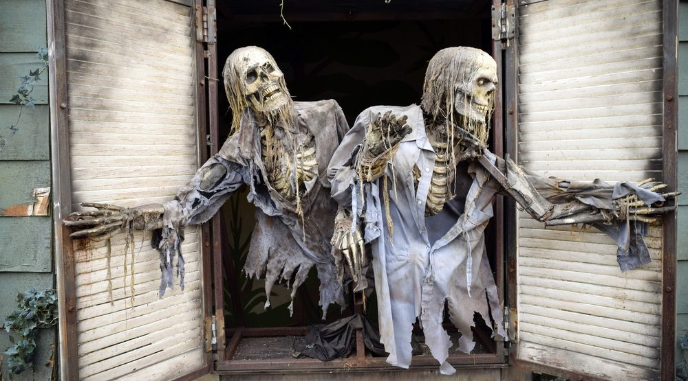 13 photos that will get you excited for Halloween in Vancouver (PHOTOS)