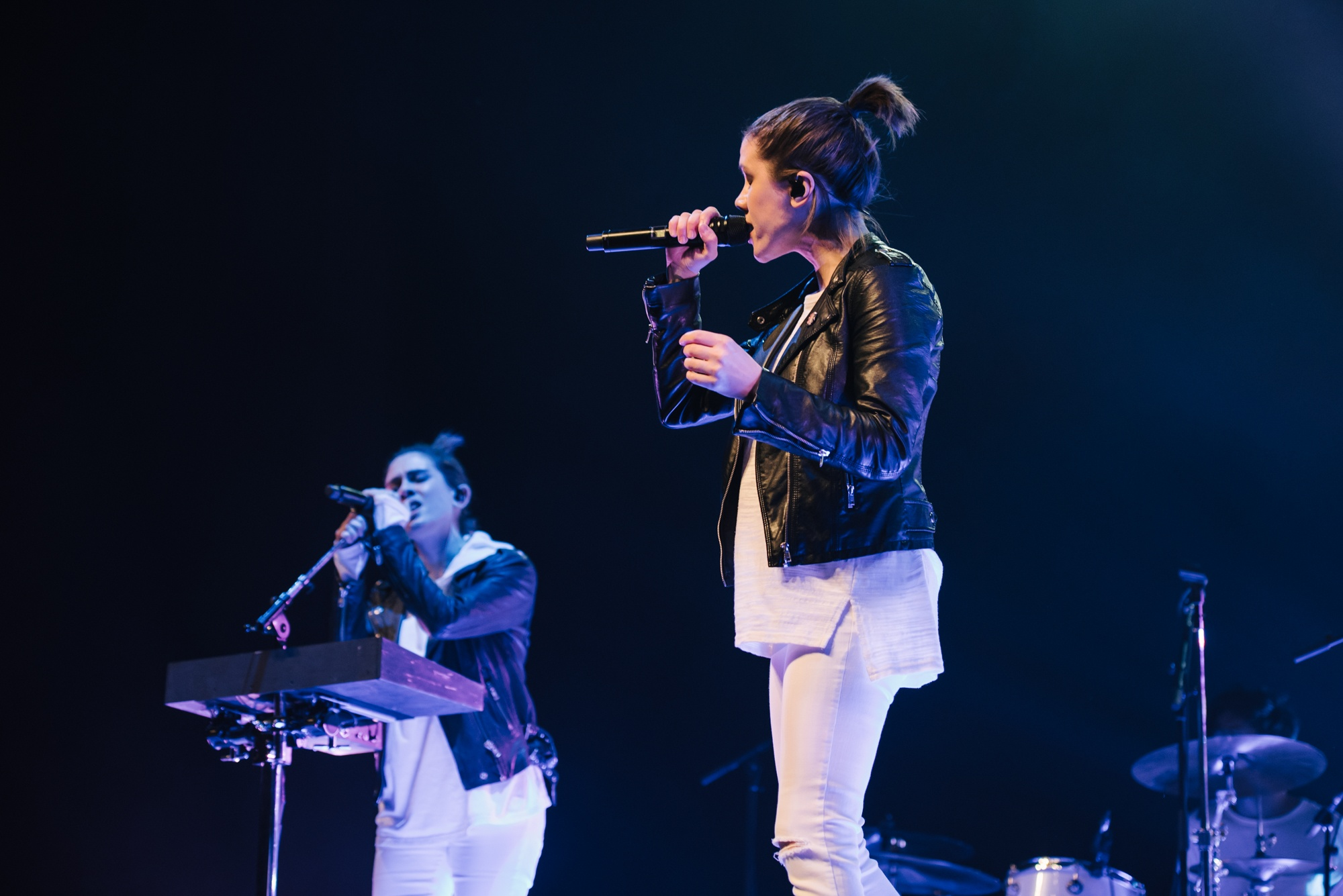 Tegan and Sara/Brandon Artis Photography