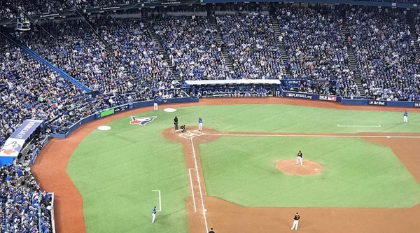 MLB has asked the Rogers Centre to ban beer cans