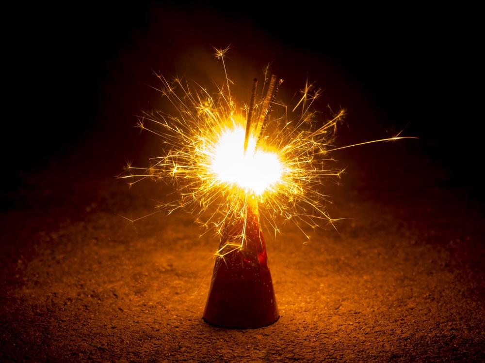 Fire cracker/Shutterstock