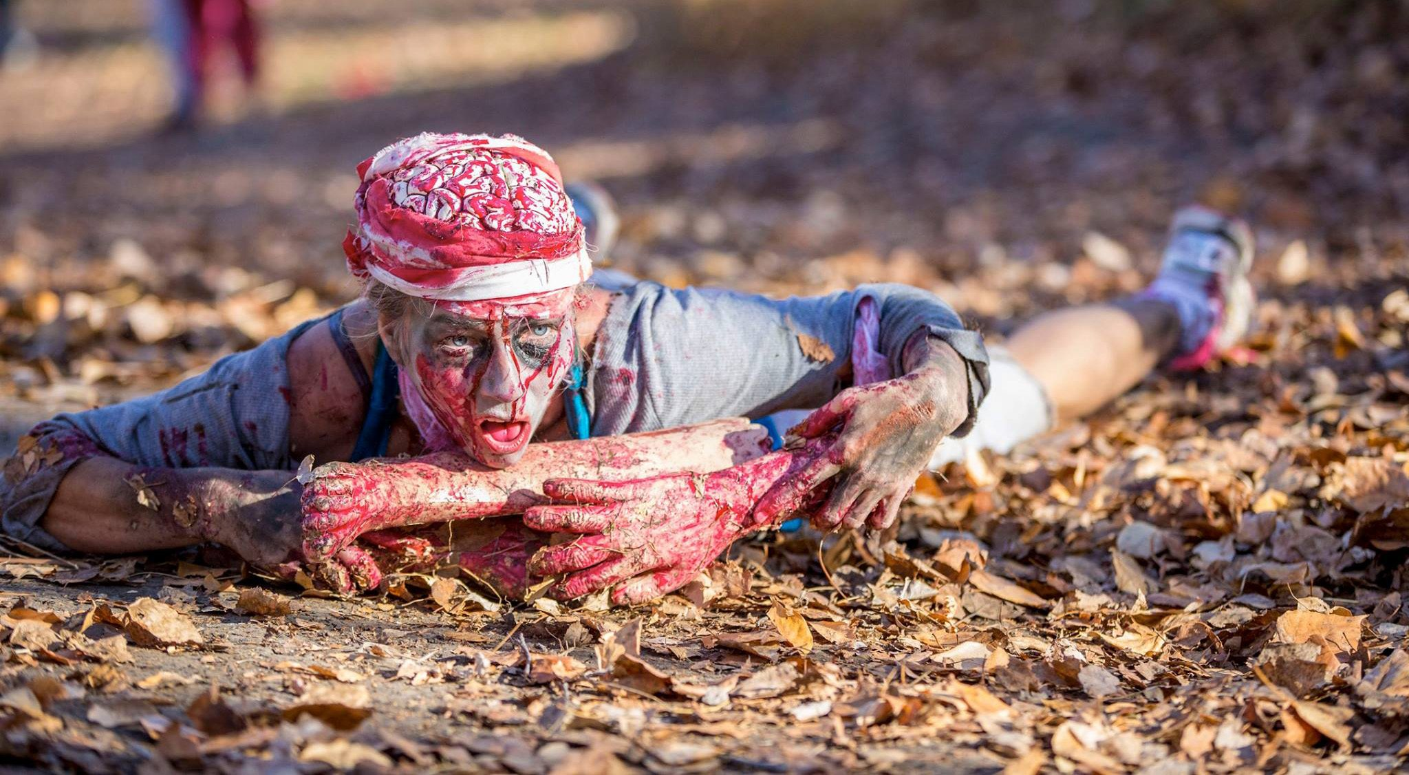 Zombie Run Calgary 2016 pits undead against survivors in October