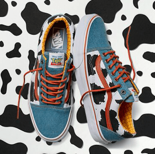 Vans and Disney Pixar team up for epic Toy Story collection  07ad52a0edc