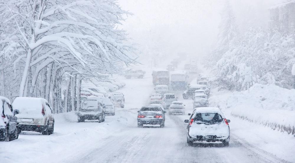 Image: Snowstorm / Shutterstock