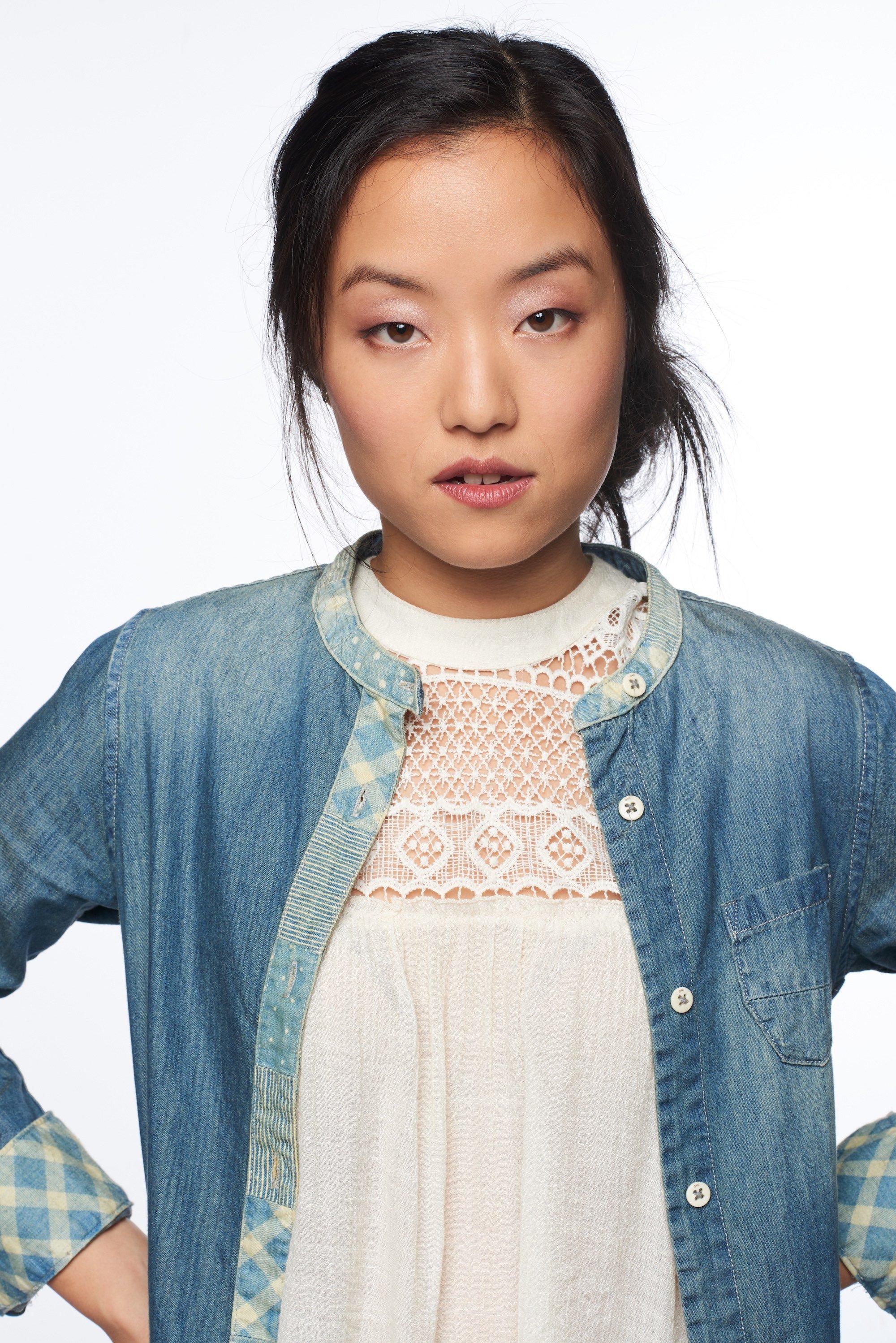 Image: Andrea Bang as Janet