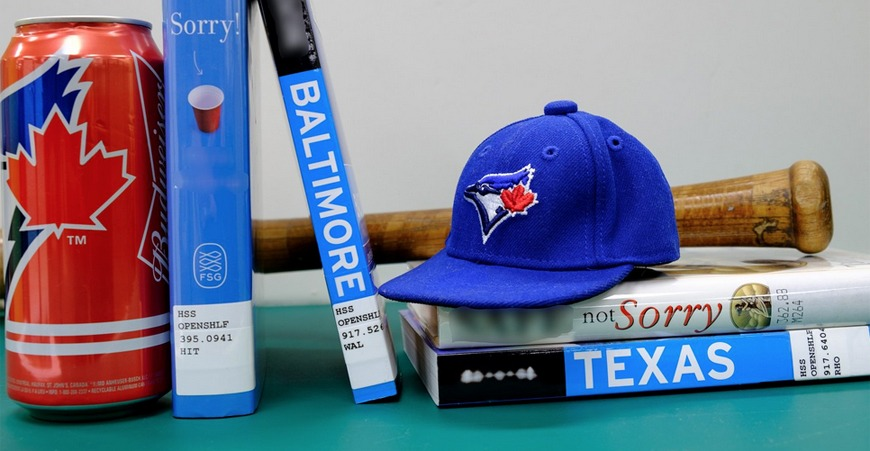 Toronto Public Library expertly trolls Texas Rangers on Twitter