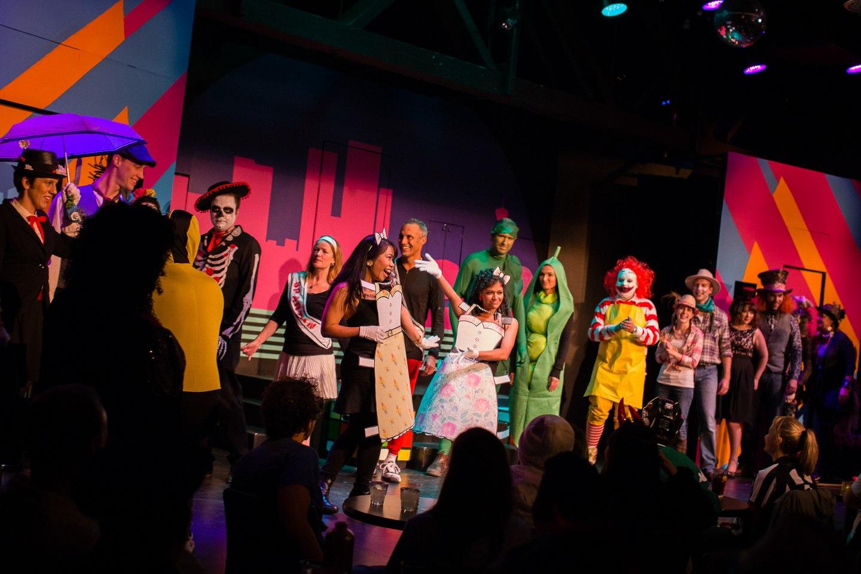 vancouver theatresports league halloween