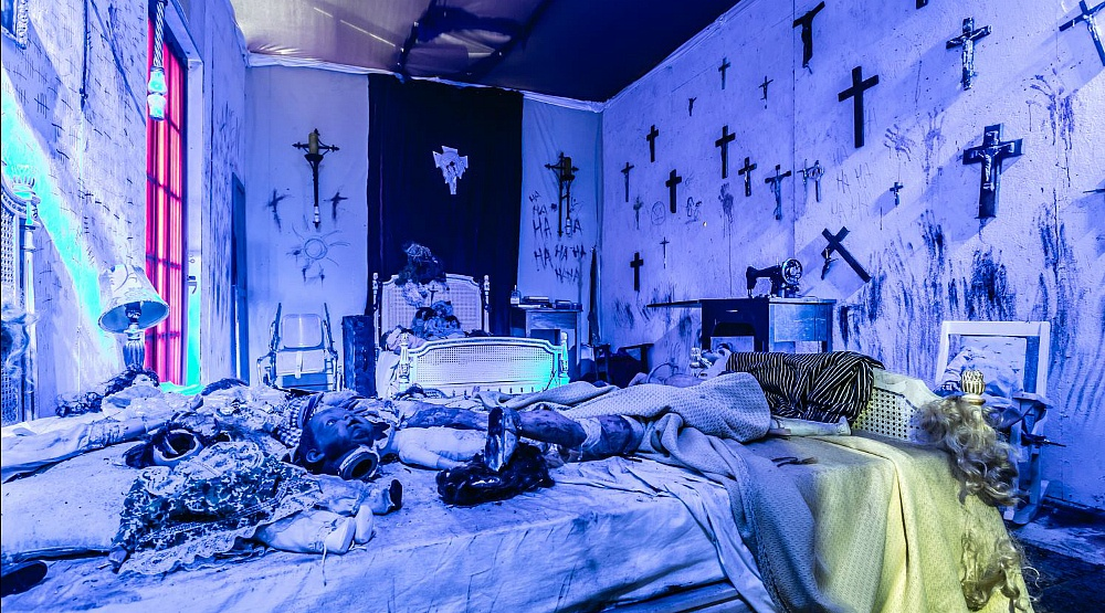 Montreal is hosting its very own horror festival this Halloween