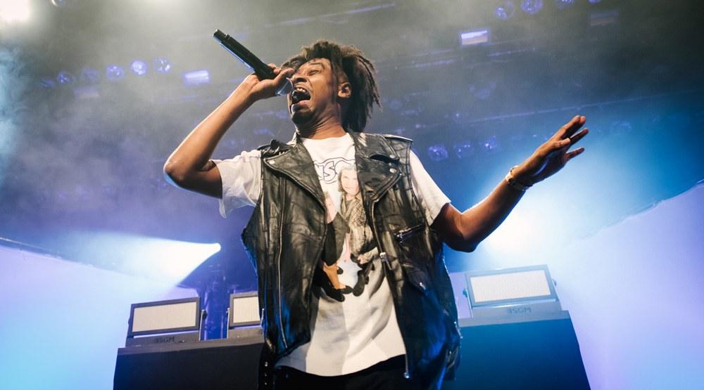 Concert Review: Danny Brown blows fans away (PHOTOS)