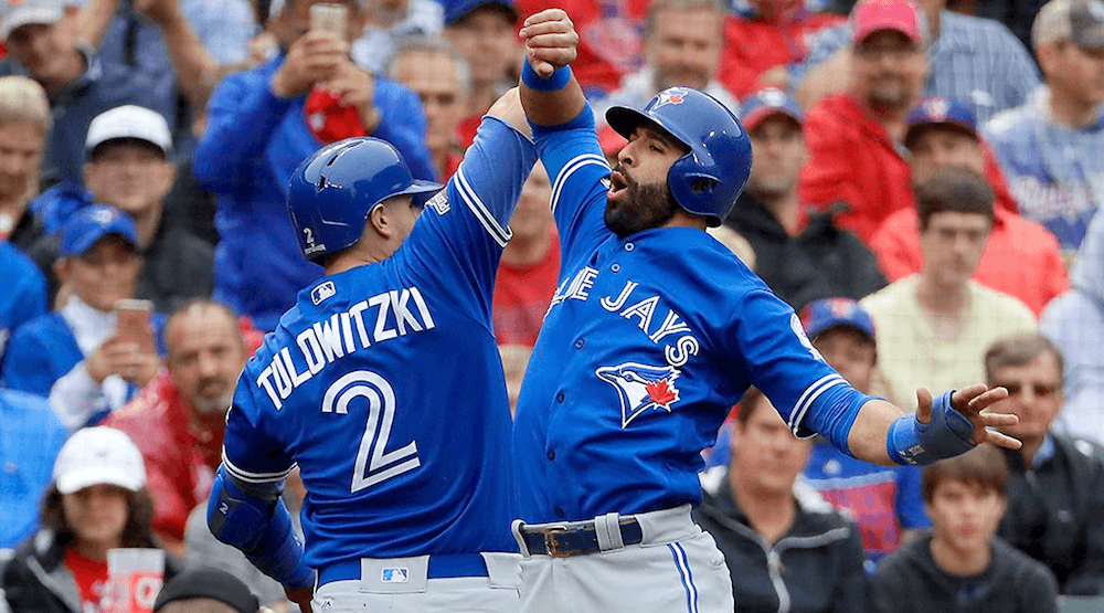 Blue Jays beat Rangers 5-3, take 2-0 series lead