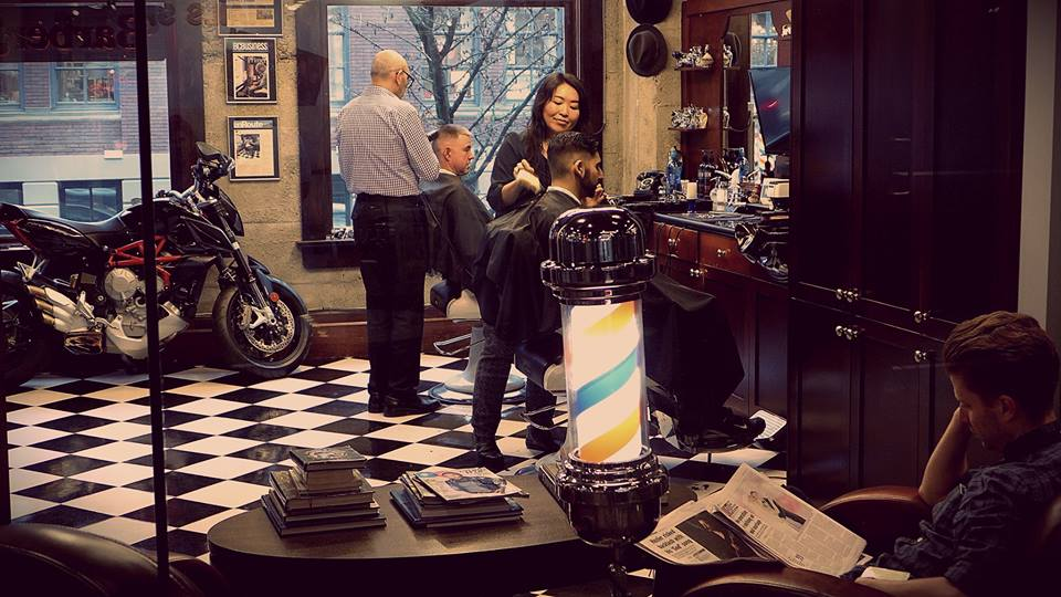 Image: Farzad's Barber Shop / Facebook