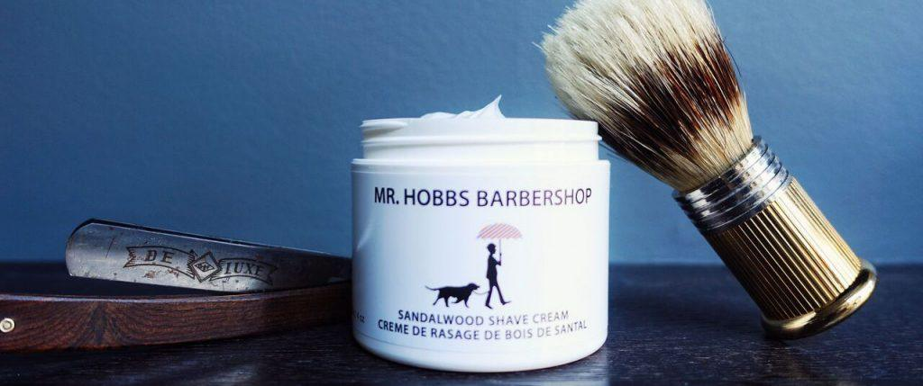 Image: Mr Hobbs Barbershop