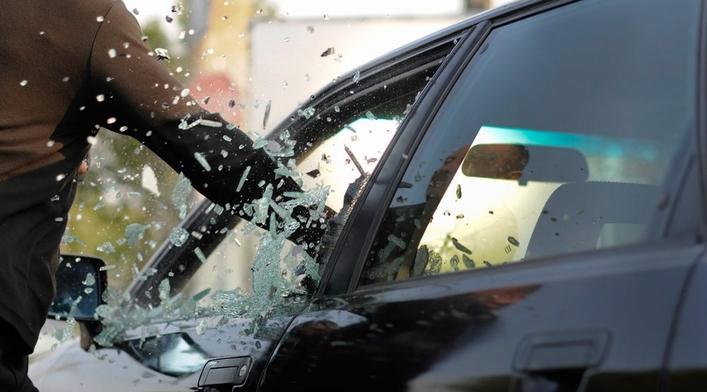 Theft from cars increased 42% in Vancouver since last year