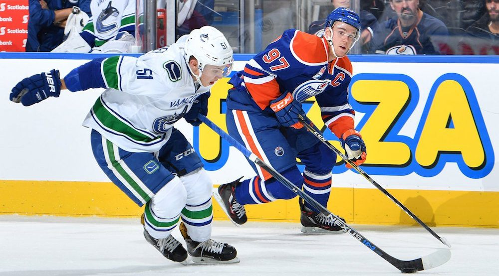 Canucks assign Troy Stecher to Utica Comets