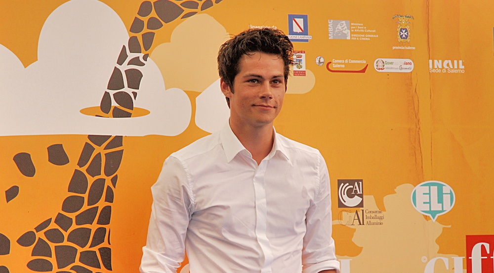 Dylan obrien maze runner star